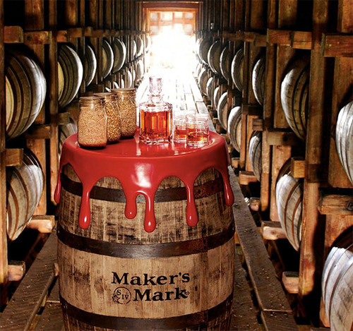 Makers Mark Barrel Ingredients