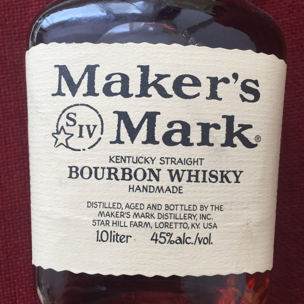 Maker's Mark Handmade