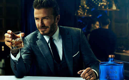 haig club david beckham