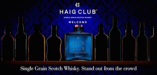 haig club promo