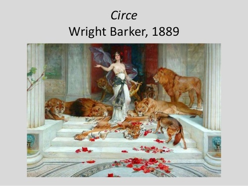 Circe Wright Baker