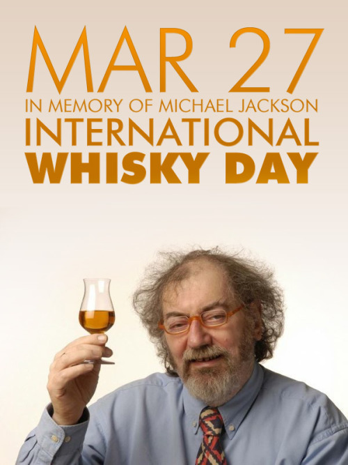 international whisky day