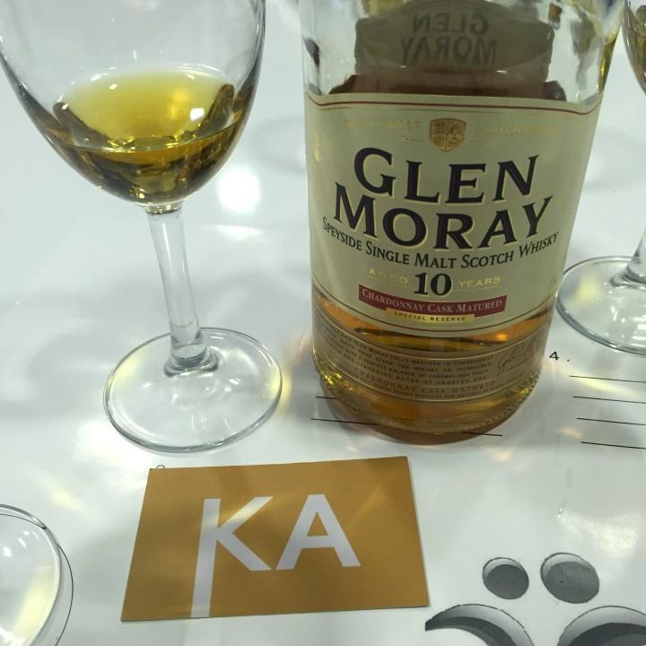 Glen Moray 10 Chardonnay Cask