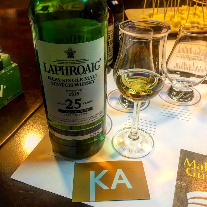 Laphroaig 25