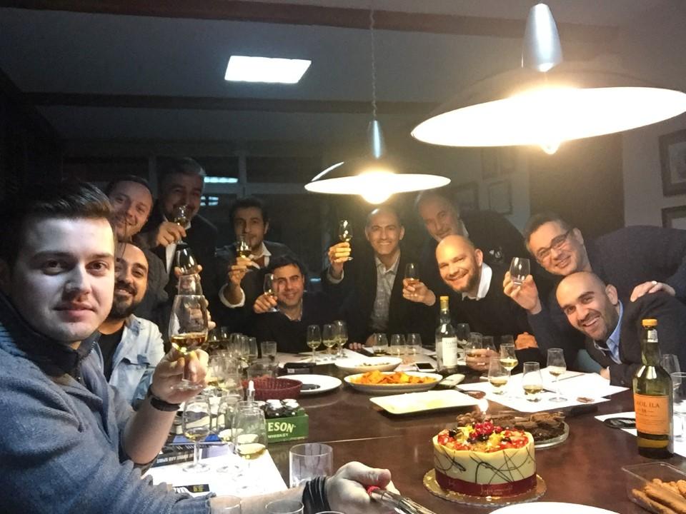 Maltın Günü Viski Tadım Kulübü