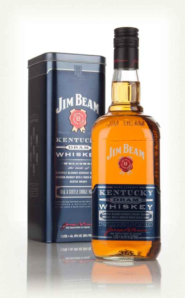 Jim Beam Kentucky Dram Whiskey
