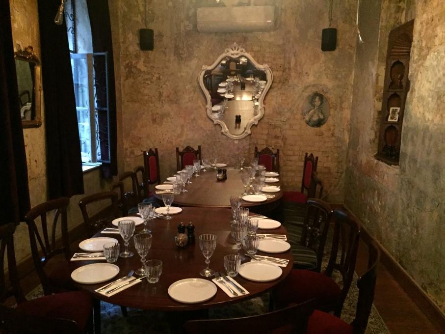 Andrea Yemek Odası