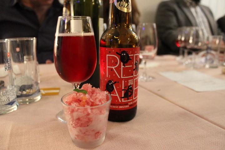 Gara Guzu Red Ale Sorbet