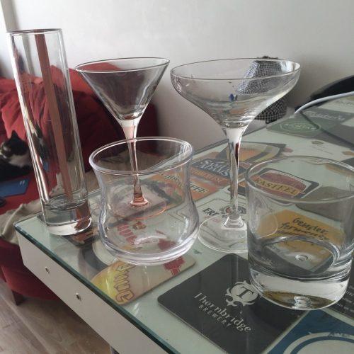 Kokteyl Bardakları