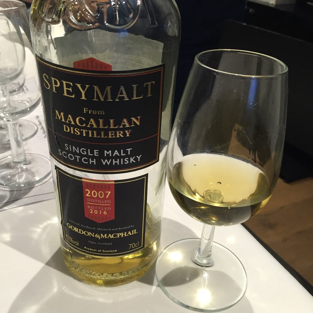 Gordon&McPhail Speymalt Macallan 9 years old