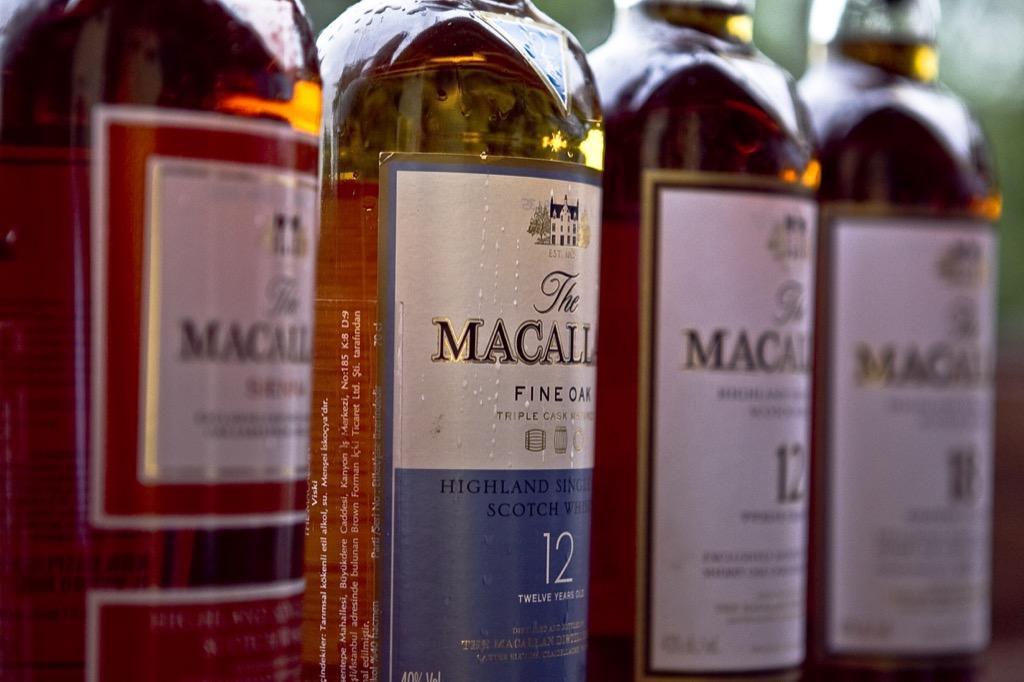 Macallan & Rain