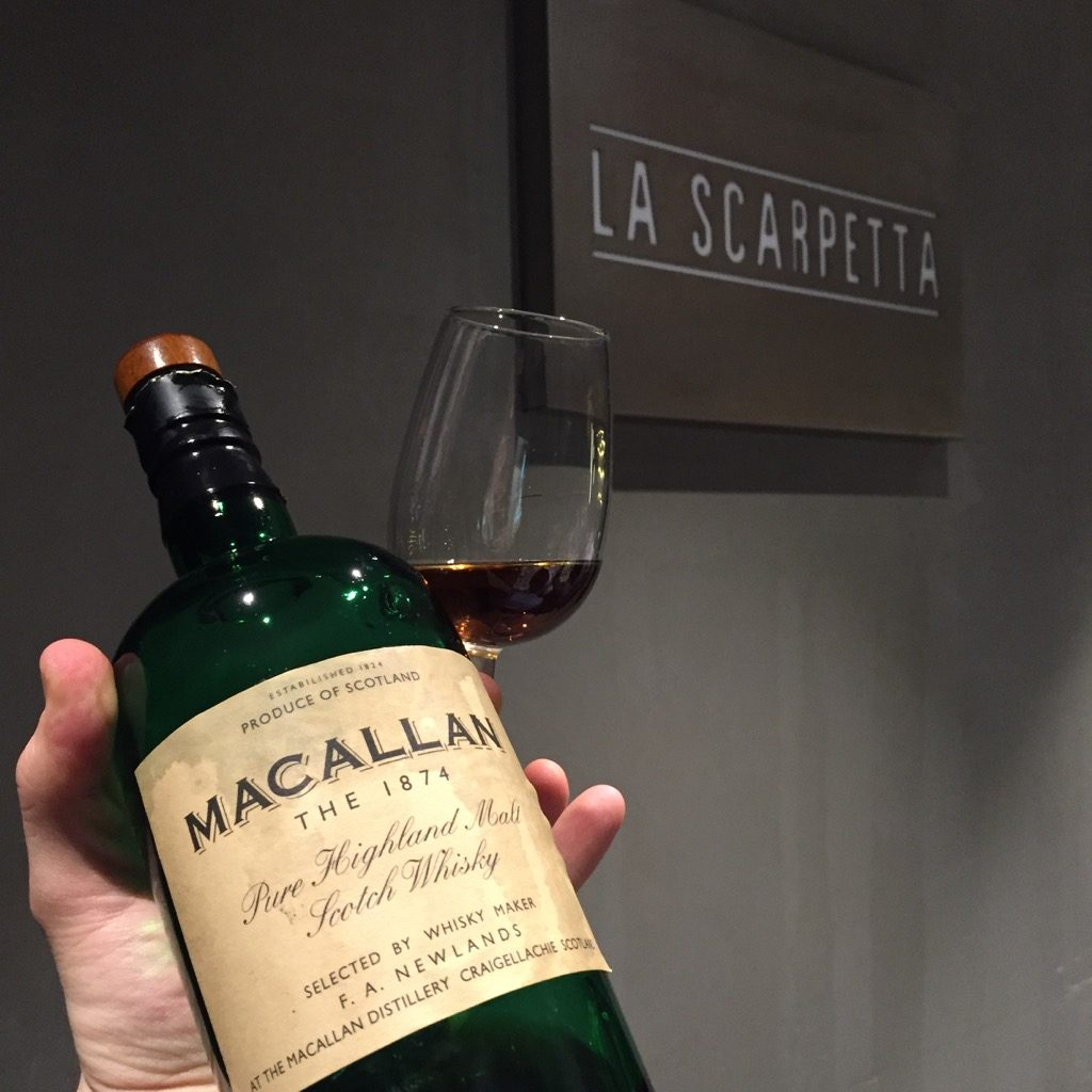 Macallan 1874 Replica