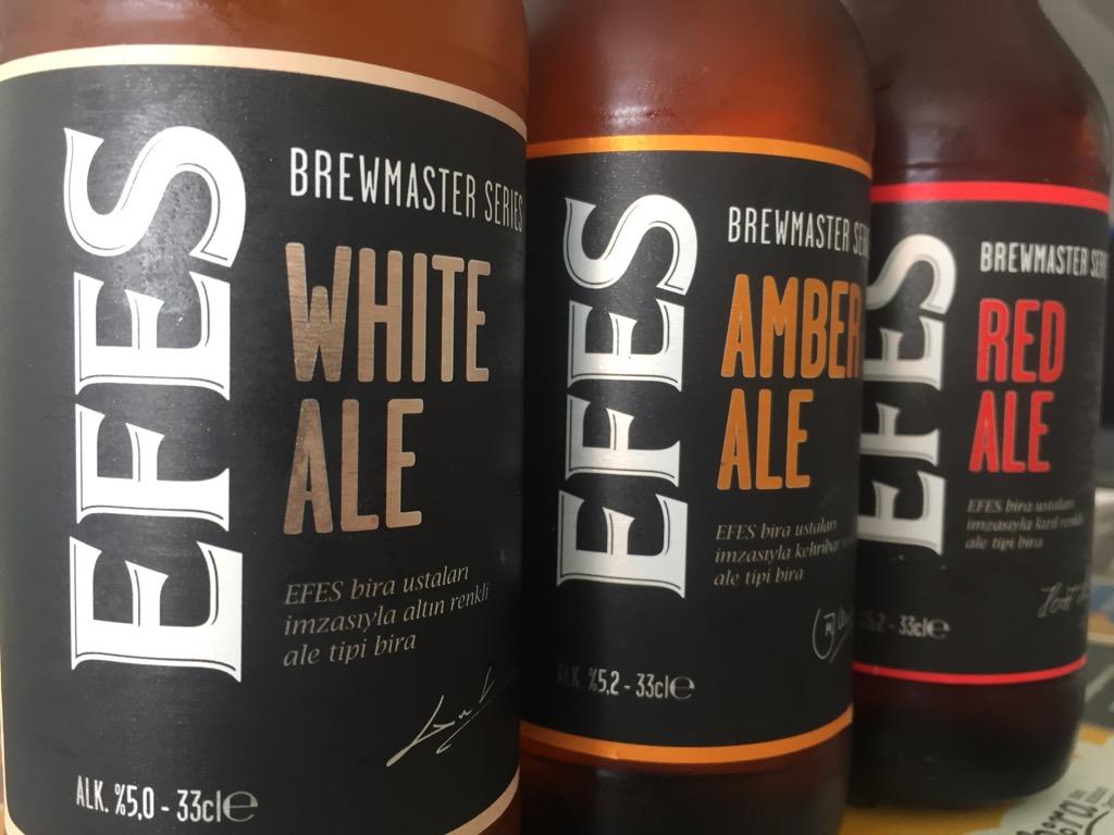 Efes Brewmaster Series