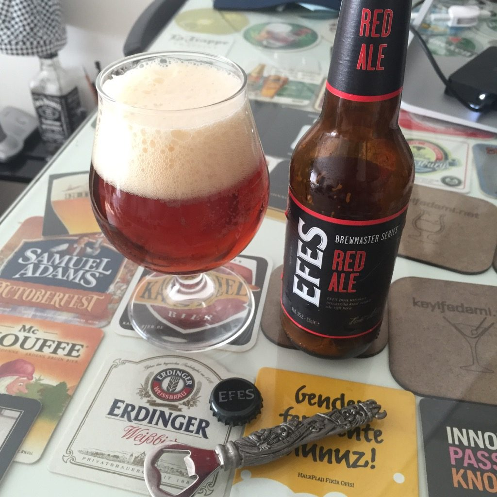 Efes Red Ale