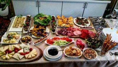 İstanbul Viski Kulübü Yemek