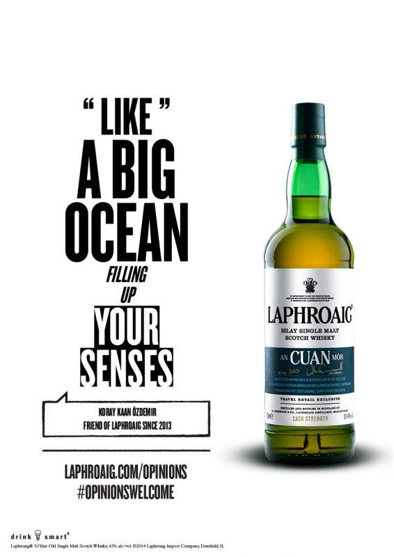 Laphroaig Opinions An Cuan Mor