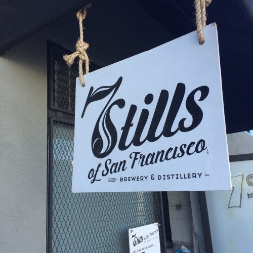 Seven Stills of San Francisco