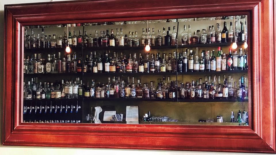 The Alembic Bar Whiskey