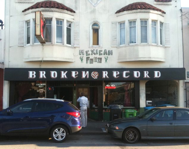 Broken Record SF