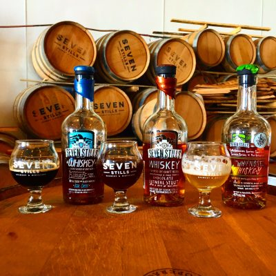 Seven Stills Beer Whiskey