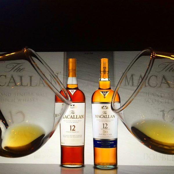 Macallan Sherry Oak 12 vs Double Cask 12